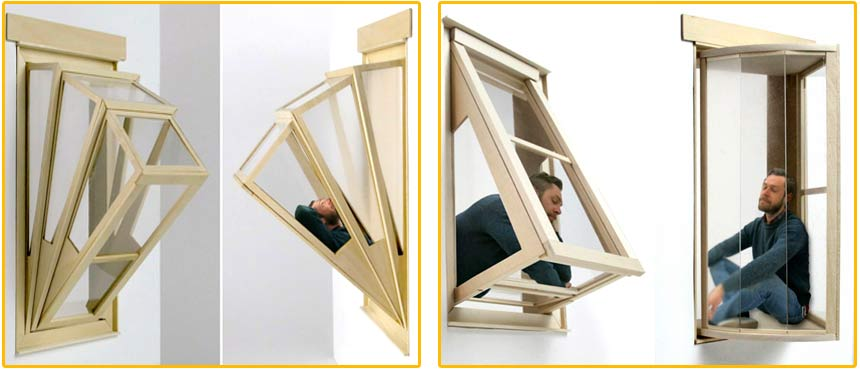 window - balcony - transformer, Aldana Ferrer Garcia
