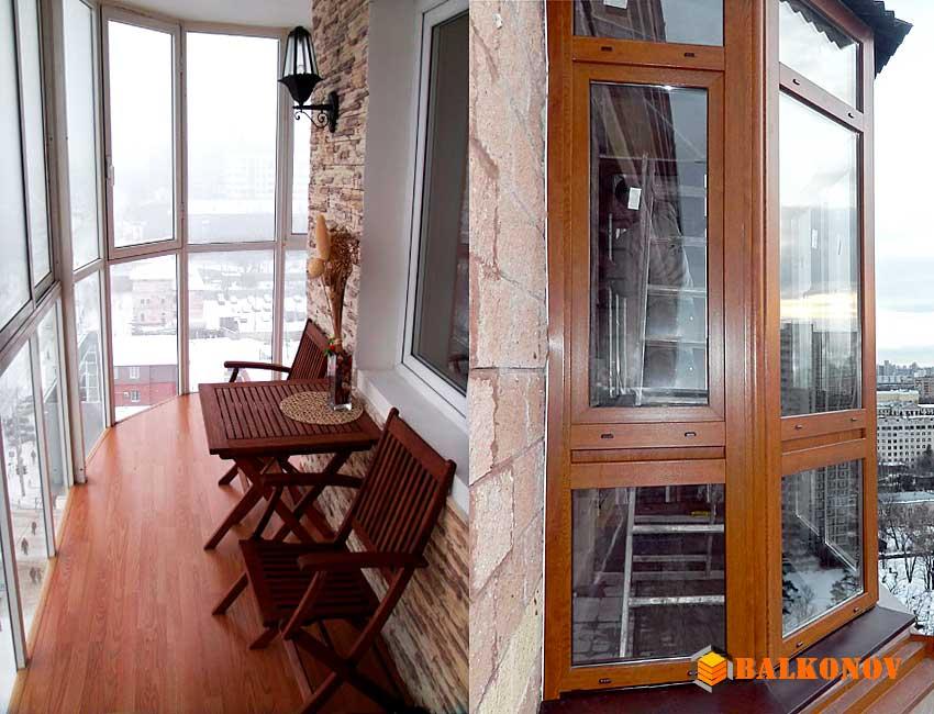 Балкон под ключ в киеве, доступные цены на ремонт балкона по.