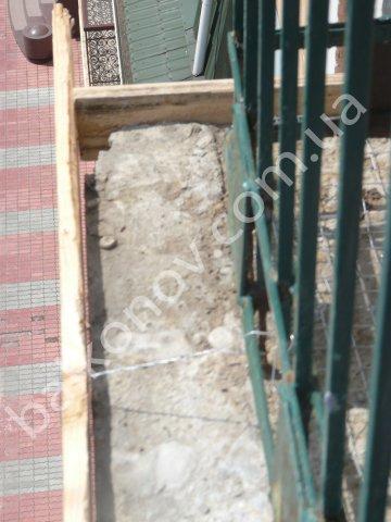 Ремонт балконной плиты, реставрация, усиление балкона.