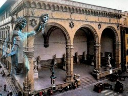 Лоджия Ланци,Loggia dei Lanzi,Firenze photo